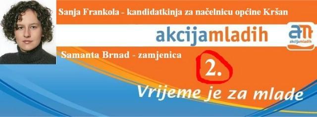 Akcija mladih izlazi na lokalne izbore u općini Kršan