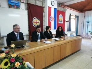 Potpisan Sporazum o sufinanciranju radova na sanaciji krova Sportske dvorane