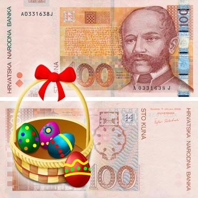 Sv. Nedjelja povodom Uskrsa osigurava bon od 100 kuna