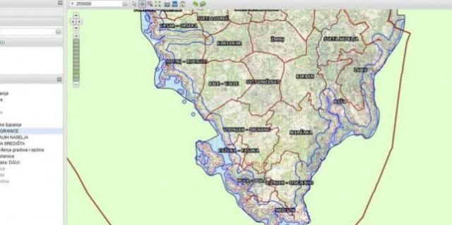 Istarskim geoportalom do podataka o prostoru