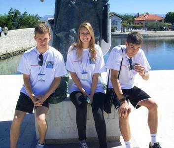 Iznimno uspješan projekt GLOBE ekipe labinske srednje škole na držanoj GLOBE smotri u Zadru