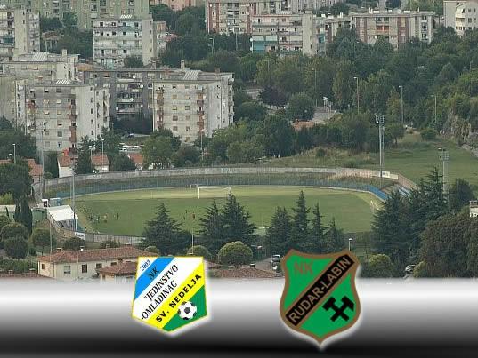 Danas u 17 sati derbi Labinštine: NK Rudar - NK Jedinstvo Omladinac (3.HNL - Zapad)