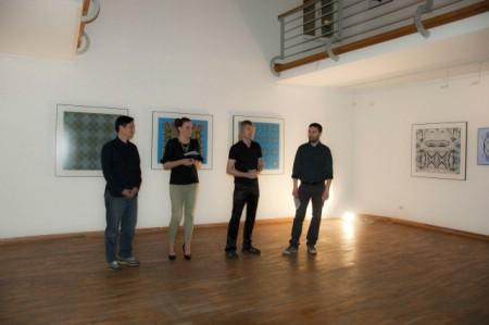 Damir Hoyka izlaže u Gradskoj galeriji Labin
