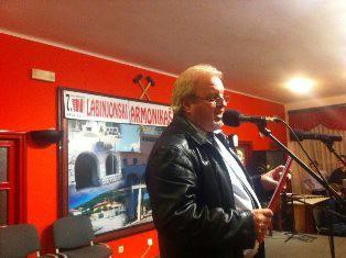 Josip Pino Knapić predsjednik Saveza folklornih društava Istarske županije