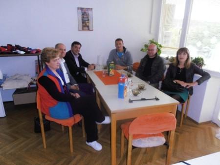 Suradnja gradskih tvrtki 1. Maj i Vodovod Labin sa Radno-zaštitnom jedinicom za zapošljavanje osoba s invaliditetom