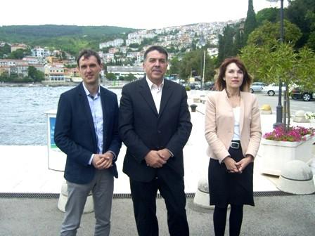 Opravdat ćemo vaše povjerenje, poručio kandidat za labinskog gradonačelnika Tulio Demetlika