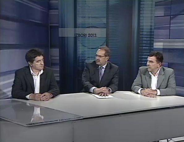 [VIDEO] Pogledajte sučeljavanja kandidata za gradonačelnika Labina i istarskog župana