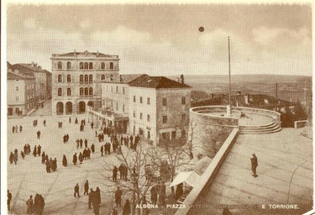 Stare razglednice Labina s početka 20. stoljeća u reprintu