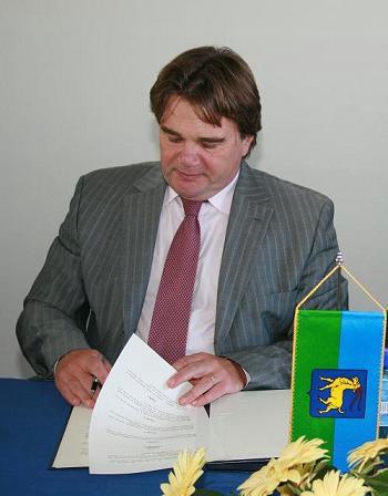 Predsjednik Uprave Rockwool grupe kod župana: očekujem početak rada u kasno proljeće