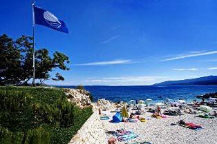 I ove godine četiri Plave zastave na rabačkim plažama