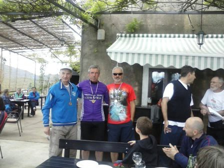 Labinski triatlonci na Kastavskom krosu i Plitvičkom maratonu