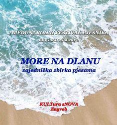 Labinska pjesnikinja Neda Milenkovski sudjelovala je na 2. Međunarodnom festivalu pod nazivom More na dlanu, održanom u Biogradu na Moru