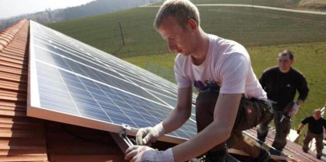 Sufinanciranje solarnih panela za kućanstva u Istri - U Labinu rok za  prijavu 23. srpnja