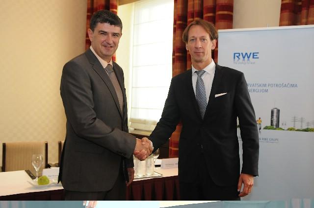 HEP od danas ima konkurenciju: Njemački RWE će nuditi `konkurentne cijene` struje