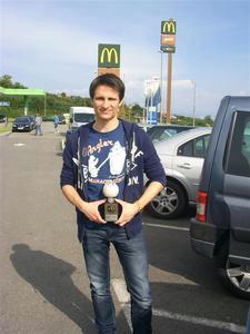 Dominiku Načinoviću u Zagrebu dodijeljen Oskar znanja