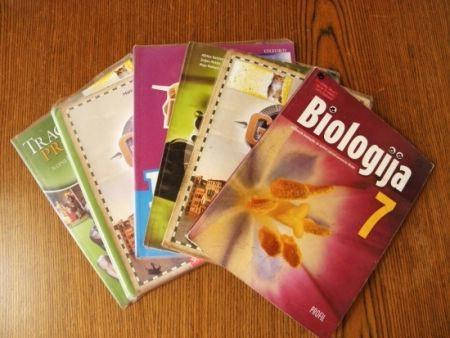 Obavijest o vraćanju školskih udžbenika