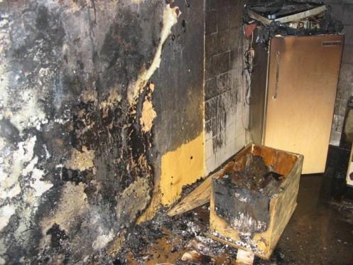 Labin: Požar u restoranu izazvao neispravni hladnjak