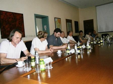 Istarski župan Valter Flego primio istarske saborske zastupnike