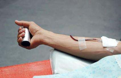 Zbog povećanih potreba u srijedu izvanredno darivanje krvi u Labinu