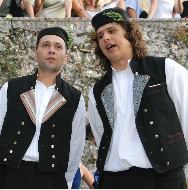 Istarski glazbenici Zoran Karlić i Noel Šuran nastupaju u Bruxellesu