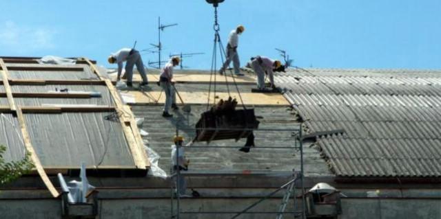 Novi krov za sportsku dvoranu u Labinu