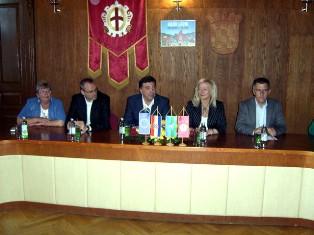 Dobrodošli u Europu - poručili prijatelji Labina iz Italije i Mađarske