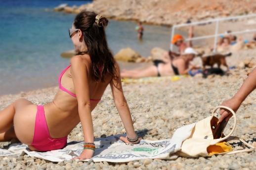 PU Istarska: Spriječite krađe s plaže!