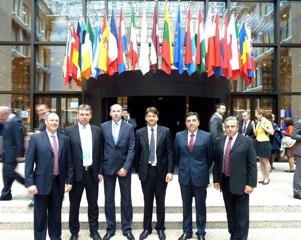 I Istarska županija sudjelovala na središnjoj proslavi ulaska Hrvatske u Europsku uniju u Vijeću Europske unije u Bruxellesu