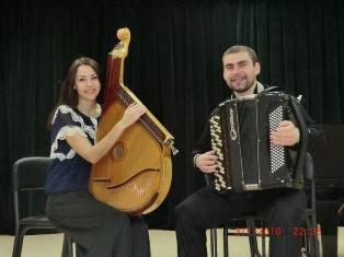 U labinskoj Župnoj crkvi gostuje Duo Ukrajina