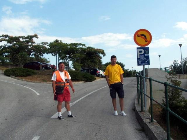 Labin: Parkiranje na Rialtu izazvalo nedoumice