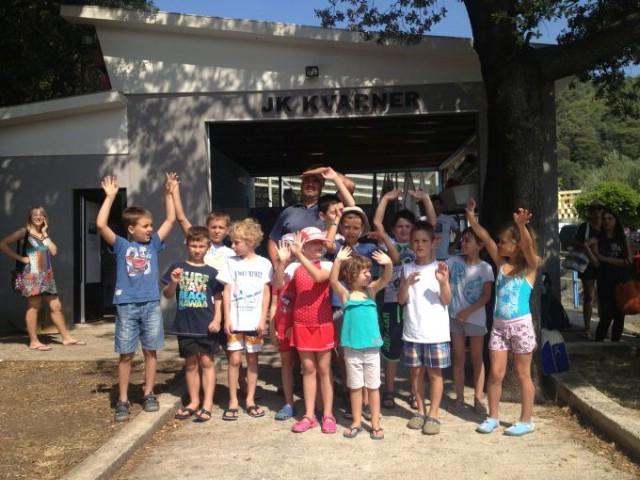 Započela ljetna škola jedrenja u Rapcu