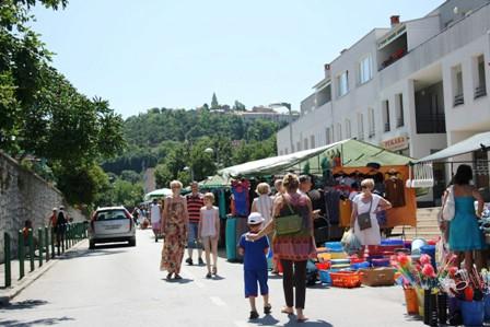 Prodavači na labinskom sajmu bez fiskalnih blagajni