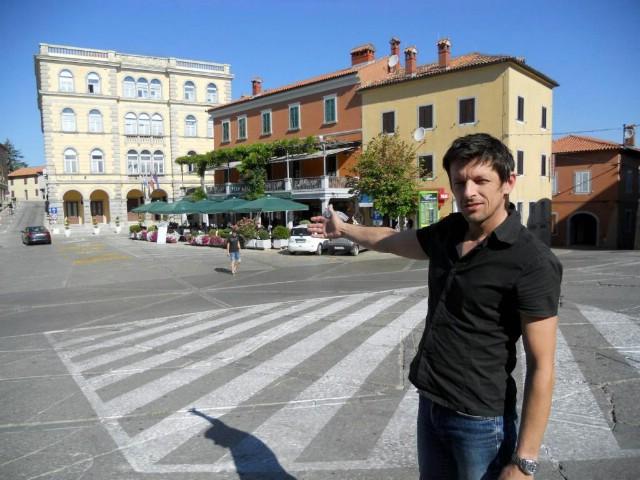 Stari Labin: Na trgu nema auta, ali ni mušterija