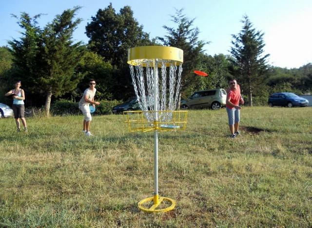 U Kršanu će se igrati disc-golf