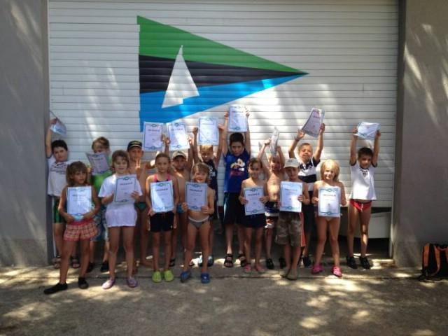 Završila ovogodišnja Škola jedrenja za djecu
