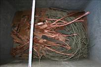 Rašanin (24) krao bakrene žice iz bivše Prvomajske u Krapnu