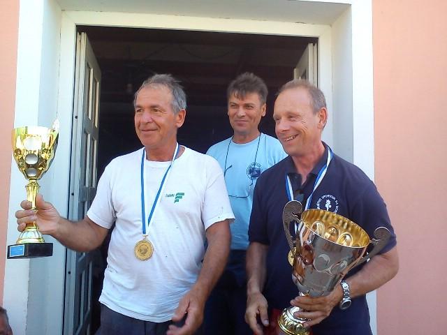 Održano natjecanje u sportskom ribolovu s brodice `Trofej Plomin 2013` - pobjednik `Volosko`