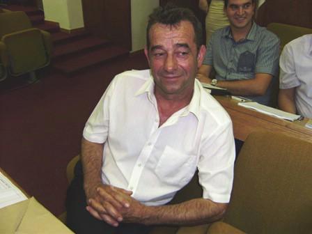 Rasim Halilović, vijećnik BDSH-a, drugi potpredsjednik labinskog Gradskog vijeća