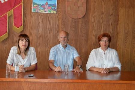 Zamjenica gradonačelnika Eni Modrušan primila obitelj Diminić - Štifanić