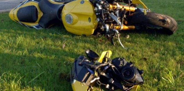 Labin: Teško se ozlijedio u padu s motocikla
