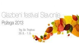 Predstavnici Općine Raša, raški boćari i predstavnici RKUD-a Rudar gosti na ovogodišnjem glazbenom festivalu Slavonije Požega 2013.