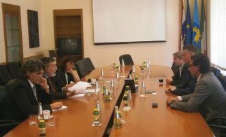 Jučer održan susret izaslanstava Vojvodine i Istarske županije