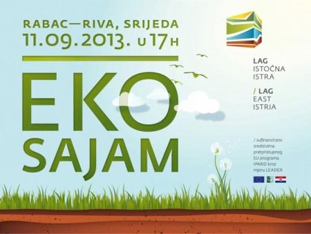 """LAG """"Istočna Istra"""" organizira sajam ekoloških proizvoda"""
