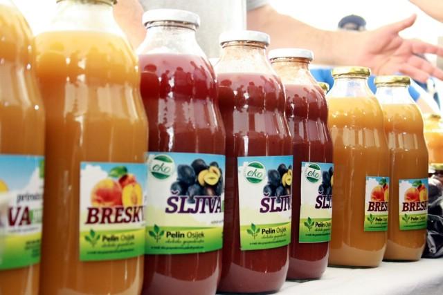 Jučer u Rapcu održan sajam eko proizvoda