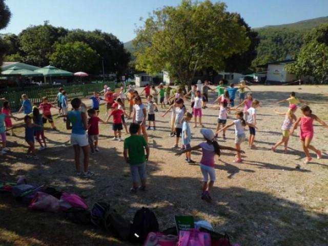 Proteklog petka učenici Područne škole Vinež dan proveli u Svetoj Marini