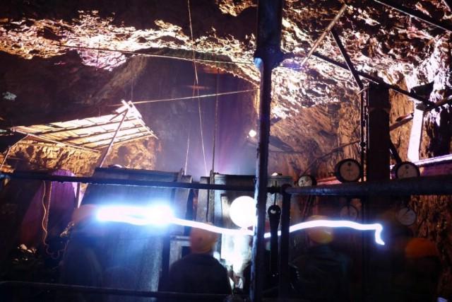 Rudarska Republika u raškom rudniku 22. rujna