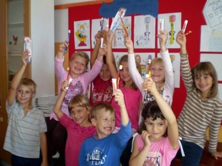 Tjedan oralne higijene u Osnovnoj školi Matije Vlačića