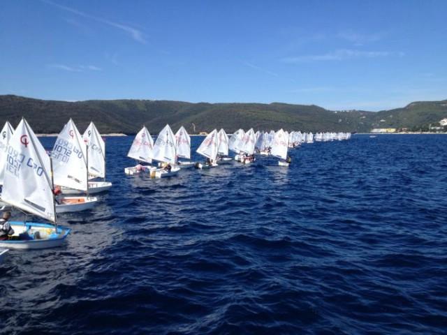 Održana Rabačka regata 2013 - sudjelovao rekordan broj jedriličara - 145 iz 25 klubova