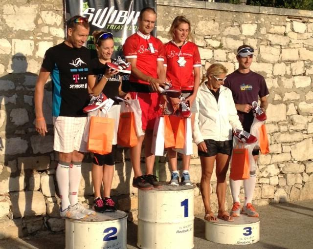 Aleksandar Grah treći na državnom prvenstvu u dugom triatlonu
