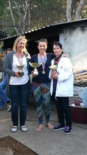 Na međužupanijskom natjecanju u sportskom ribolovu Višnjica Bakija (SRD Plomin) 3. mjestom izborila plasman za državno natjecanje